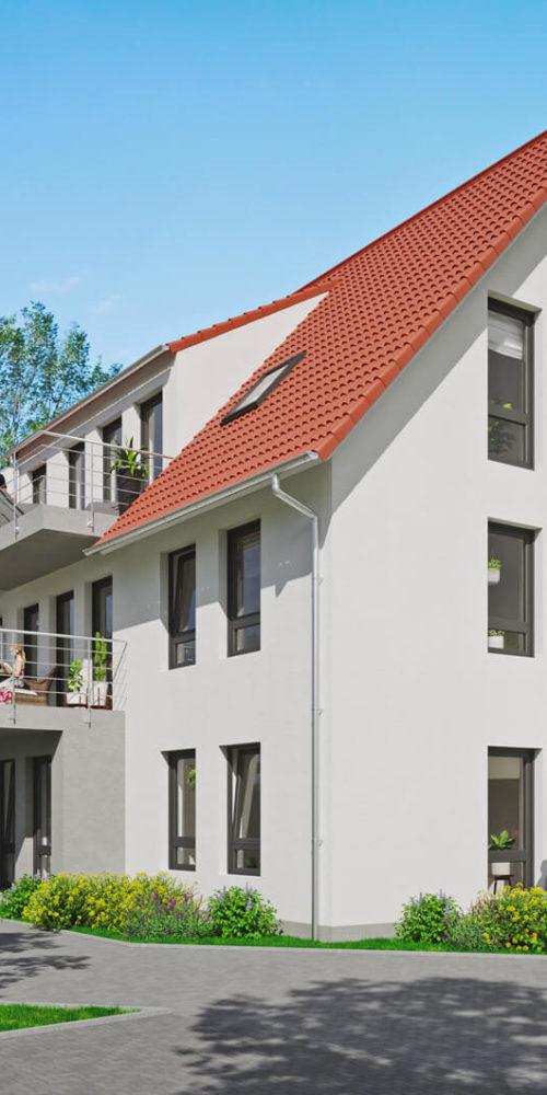 Gerämmestraße-Mehrfamilienhaus-wohnhaus-klassisch-sonnig-parken-3d-visualisierung-architekturvisualisierung-pure3d-bielefeld