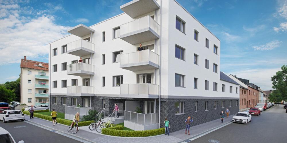 Hubertusstraße-duisburg-fotomontage-wohnhaus-mehrfamilienhaus-3d-visualisierung-architekturvisualisierung-pure3d-bielefeld