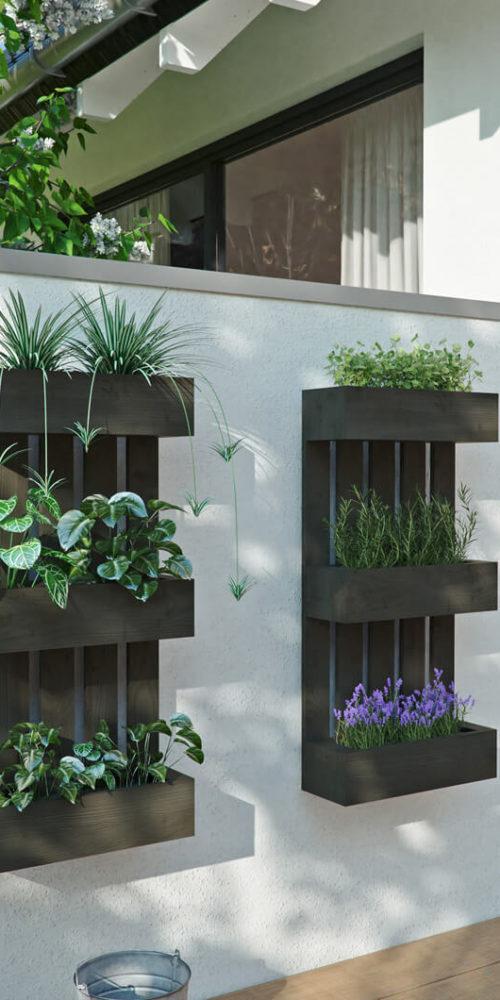Palettenregal-Terrasse-pflanzen-braun-3d-visualisierung-gartenvisualisierung-pure3d-bielefeld