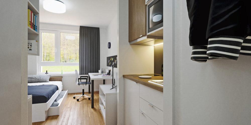 Studentenzimmer-Graz-kraum-wohnen-studieren-3d-visualisierung-innen-raum-pure3d-bielefeld